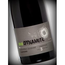 Biodynamite 3 Terres 2014...