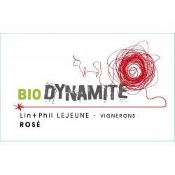 BIODYNAMITE ROSE MALBEC 2020